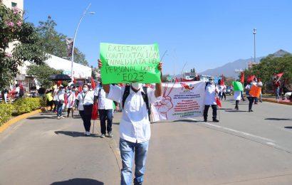 Marchas y bloqueos de Sol Rojo en capital e Istmo