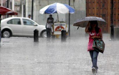 Tormentas eléctricas en 17 estados; lluvias fuertes en Oaxaca