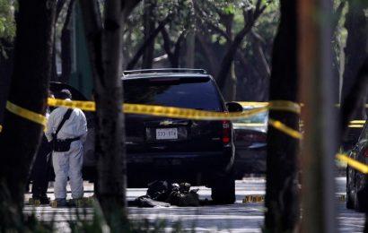 Liga EE.UU. a dos miembros del CJNG en ataque a García Harfuch y Aristóteles Sandoval