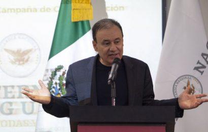 TEPJF palomea candidatura común de Alfonso Durazo en Sonora