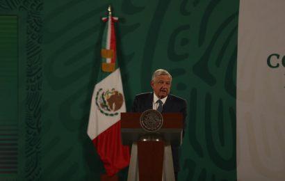 En 15 o 20 días me vacunaré, dice ahora López Obrador