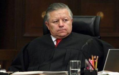Resolverá la Corte, responde Zaldívar sobre ampliación de su mandato