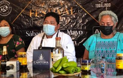 """Alistan """"Festival del Mole 2021"""" en Teotitlán"""
