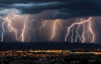 Se prevén tormentas eléctricas en Oaxaca
