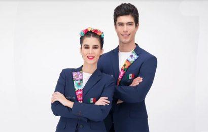 Concursa traje del Istmo para delegación mexicana de Olimpiadas de Tokio