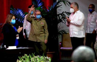 Raúl Castro, ex presidente de Cuba, anuncia retiro como primer secretario del Partido Comunista