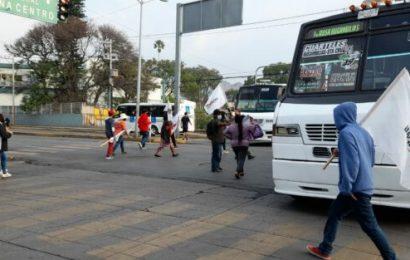 Sin miedo al COVID, organizaciones sociales salen a las calles por el Día del Trabajo