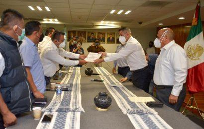Comunicación abierta y respetuosa entre Gobierno de Oaxaca y el Magisterio