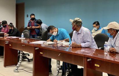 Autoridades firman la paz entre Río Santiago, Textitlán y Santiago Xochiltepec