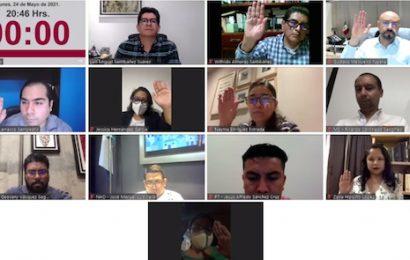 Aprueba IEEPCO sustituciones de MORENA y Va por Oaxaca