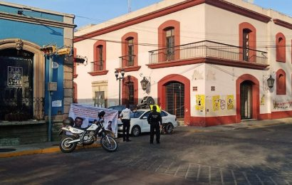 Atletas paralímpicos mantienen bloqueo sobre Avenida Juárez, tras no tener respuestas