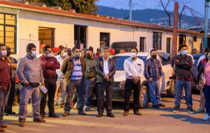 Se reúne Francisco Martínez Neri con integrantes del Sindicato 3 de Marzo