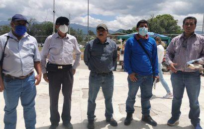 Exigen comunidades de la Sierra Juárez 50 MDP para combatir plagas en bosques