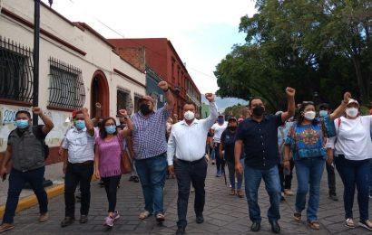 Siguen las diferencias dentro de la Sección 22 de la CNTE en Oaxaca