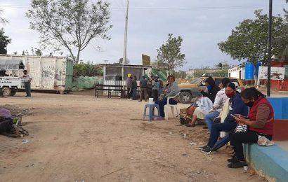 Se mantiene la toma del basurero municipal en la Vicente Guerrero, en Zaachila