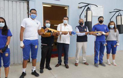 Se amplía infraestructura deportiva en la UABJO para la comunidad universitaria