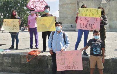 'No hay condiciones para clases asistenciales: alumnos deben ser vacunados antes'