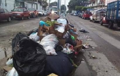 Se agudiza problema de la basura en Salina Cruz