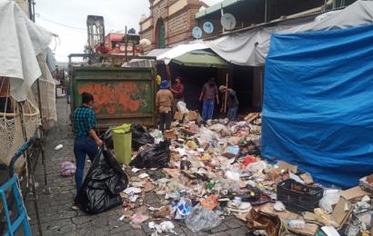 Abren basurero municipal de Zaachila, se reanuda servicio