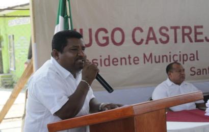 Abuchean y corren a candidato de Morena en Mazunte