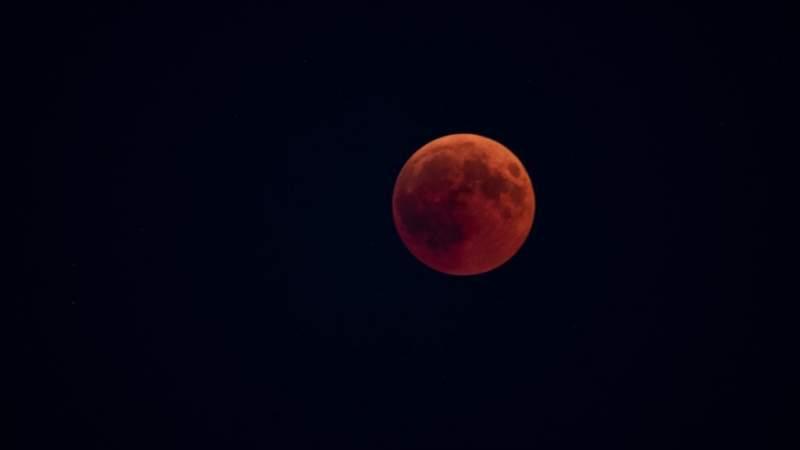 ¿Cómo y a qué hora ver el eclipse lunar y superluna del 26 de mayo?