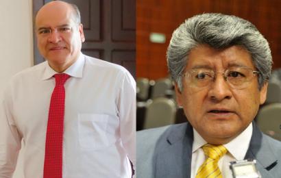 Martínez Neri quiere un debate de dos con Javier Villacaña
