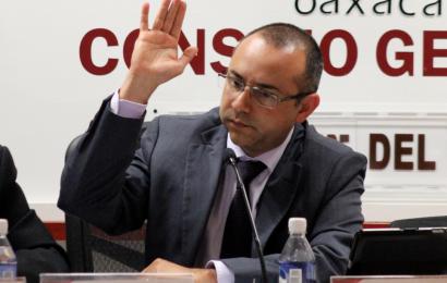 CANDIDATA DEL MC INTERPONE JUICIO CONTRA EL IEEPCO POR VIOLAR LA CONSTITUCIÓN DEL ESTADO DE OAXACA