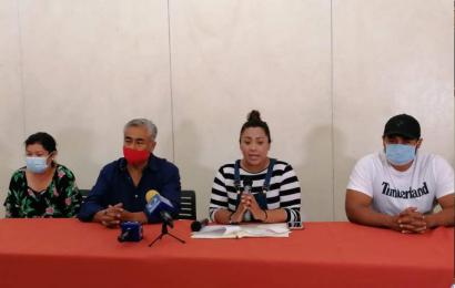 Familiares denuncian irregularidades en detención de Lizbeth Victoria