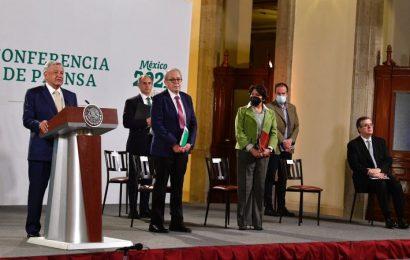 Todo lo que envíe EU se investiga: López Obrador