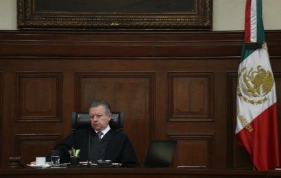 Sin irregularidades, actuación del juez Gómez Fierro: Zaldívar