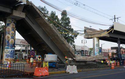 Fiscalía extrae información de cajas negras de tren colapsado en L12