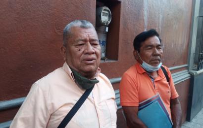 Pobladores de Mechoacán denuncian obras fantasmas, piden auditoria