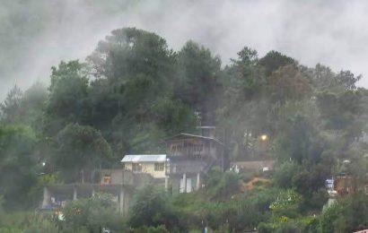 Se pronostican lluvias puntuales para Oaxaca
