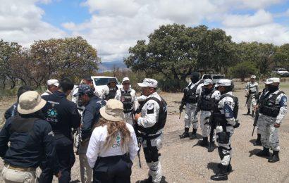 Reanudan búsqueda de activista desaparecida en Nochixtlán