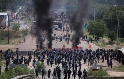 En demanda de justicia y a seis años del desalojo, marchará S-22 en Nochixtlán