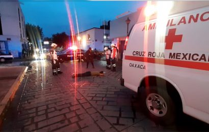 Hombre muere atropellado en la calle Bustamante