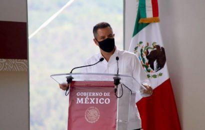 Alejandro Murat rechaza versiones de que liderará el PRI: «soy un gobernador de tiempo completo»