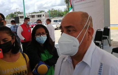 El regreso a clases presenciales en Oaxaca será voluntario: Villarreal