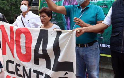Pretenden 'privatizar' el Monumento a la Madre, denuncia COAO