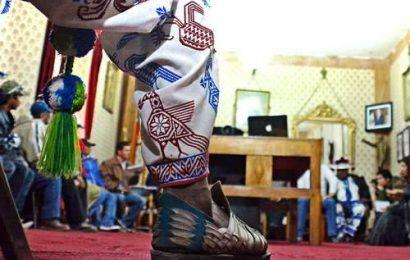 Artistas convierten mercado de Oaxaca en galería