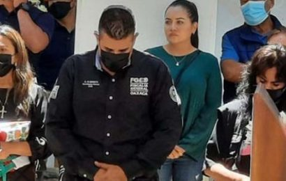 Así mataron al comandante Chepetla en Oaxaca