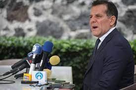 Sergio Arturo Ramírez renuncia como representante legal de Robles