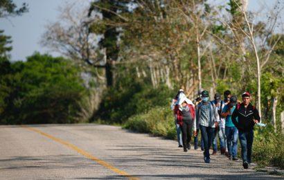 Procesan a cuatro traficantes de personas en Oaxaca