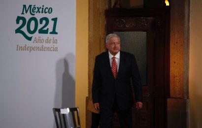 «El 'tapado' es historia», el pueblo decidirá quién puede sustituirme: AMLO
