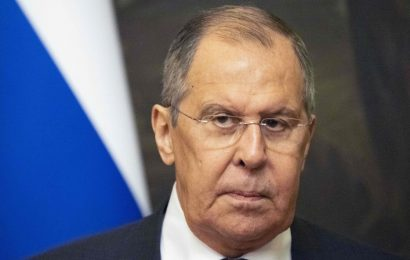 Rusia responderá con firmeza a cualquier «acción hostil» de EU: Lavrov