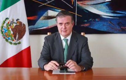 Difunde SRE número de emergencia para auxiliar a connacionales en Haití