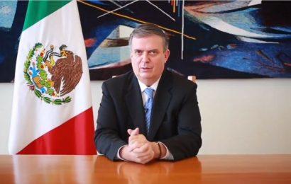 México, entre los 10 países con más vacunas anticovid: Ebrard