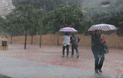 Alertan por lluvias muy fuertes en Oaxaca