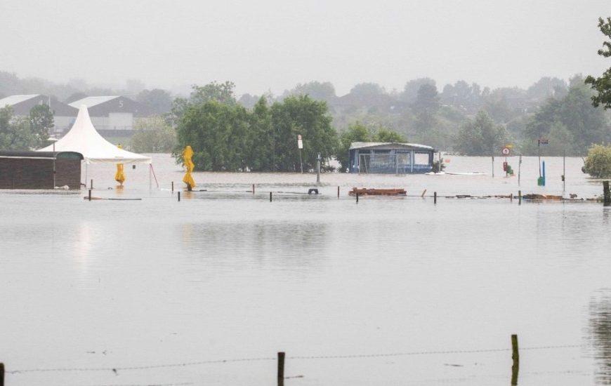 Inundaciones provocan la muerte de 11 personas en Bélgica, Luxemburgo y Países Bajos