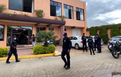 En plena quincena, asaltan oficinas del Municipio de Oaxaca; se llevan nómina
